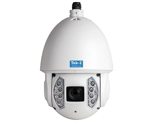 Tek-2 HD IP PTZ camera-branded